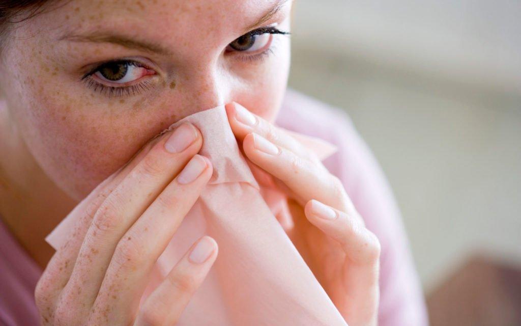 Medidas preventivas contra la influenza