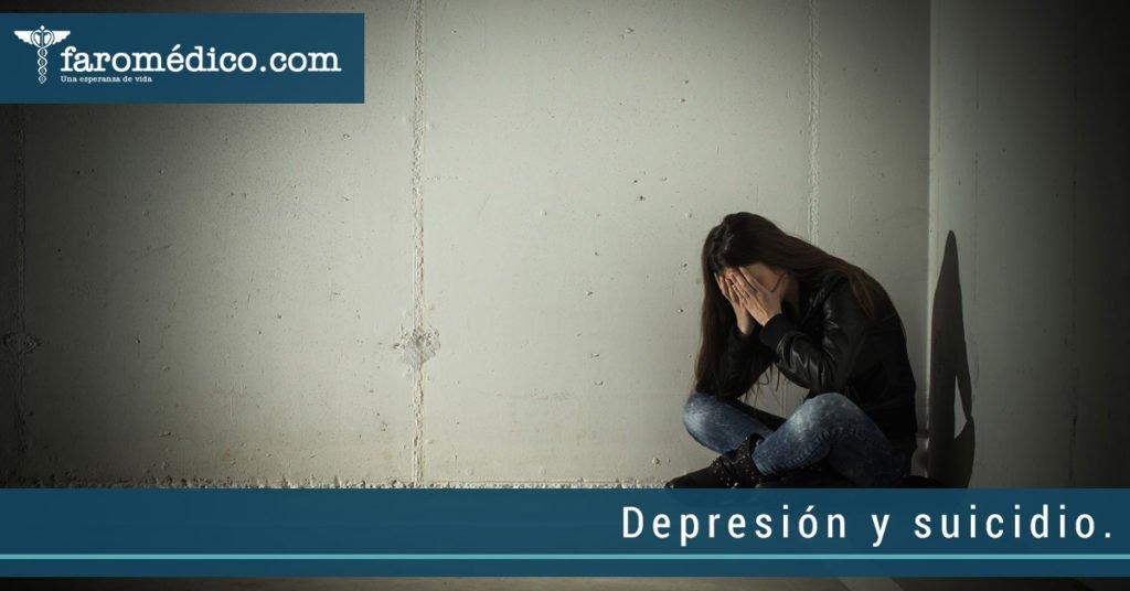 La depresión y el suicidio – Primera Parte